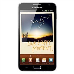 三星 i9220 Galaxy Note 32G 手机地图免费下载