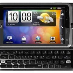 HTC A7272 Desire Z  手机地图免费下载