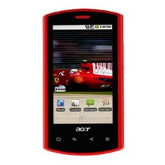 Acer Liquid e(法拉利版) 手机地图免费下载
