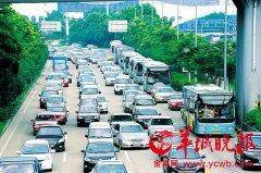深圳公交车将有免费WIFI 潮汐车道或现梅林关
