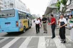 淮北公交21路线路更改 终点站延长至红星美凯龙