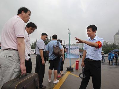 上海公交企业突发事件应急处置演练及巴士公交修理
