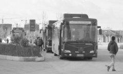 四平紫气大路全线贯通 201路公交正式上线运营