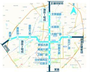长春地铁1 2号线规划有调整 向四个方向延长
