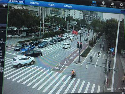 南宁:违规驶入公交专用车道今日起开罚