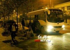 龙山至来凤跨省城市公交车促进湘鄂边区经济发