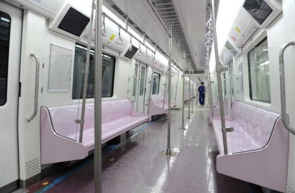 的西安地铁三号线