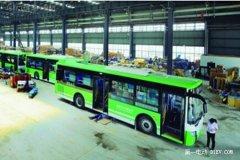 比亚迪南京金龙为青奥会交付900辆纯电动城市公