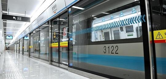 天津地铁6号线首开段将试运行 8个车站接驳换乘