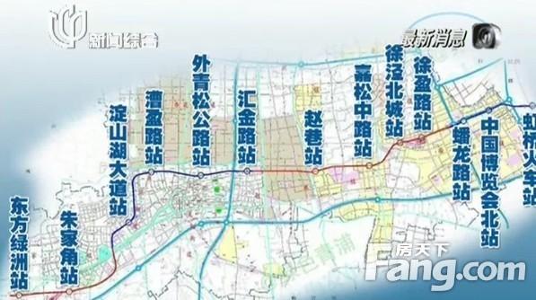 上海地铁17号线撑腰 昆山楼市又现黑马淀山湖图片