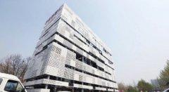 北京首个公交立体停车楼开工 将于2018年投入使用