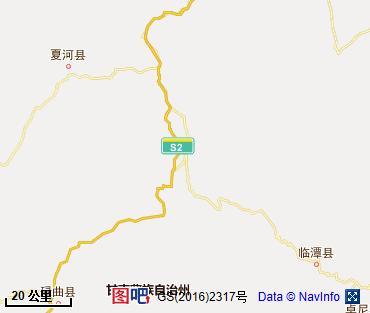 甘南藏族自治州圖片