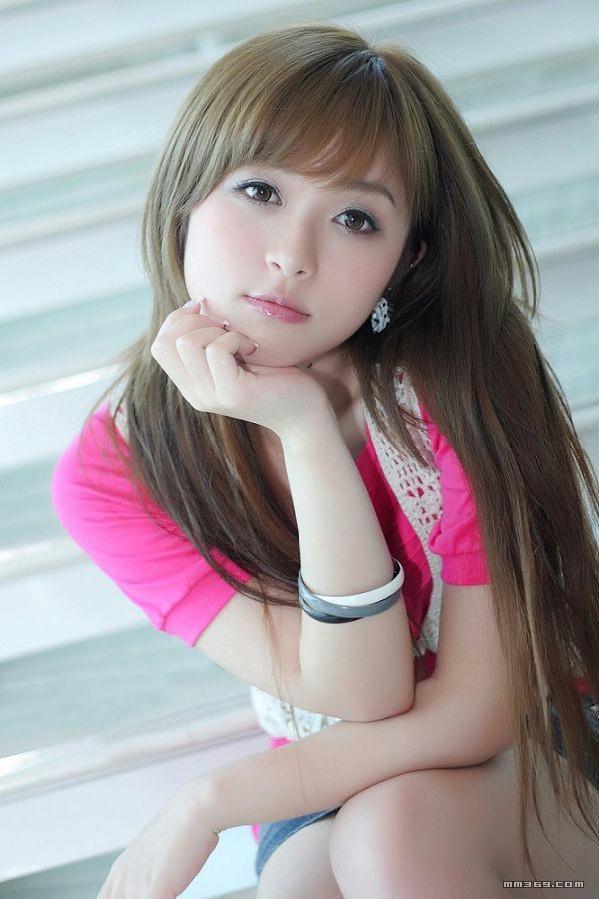 杭州漂亮小妹青春留影