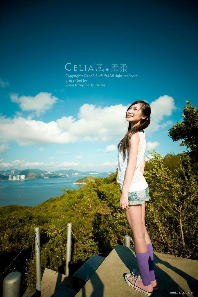 CeliaKungq的清纯气质