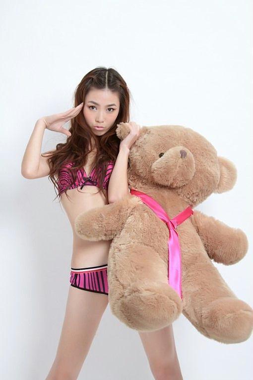 熊贝贝个人写真 就是这么不把熊当熊