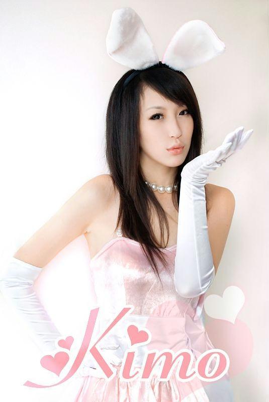 超级可爱的清纯美女-KIMO