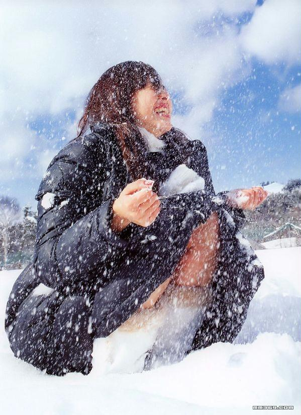 日本有名的清纯校花美女