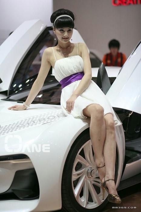 2010北京车模照片一组