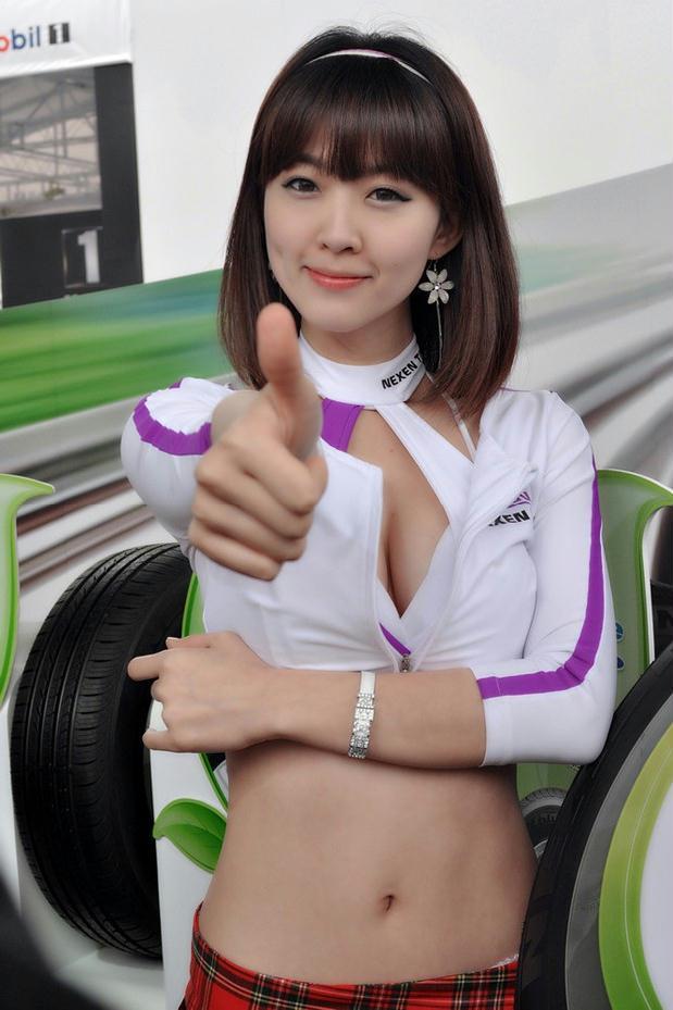 2011年上海车展-最美丽的笑容