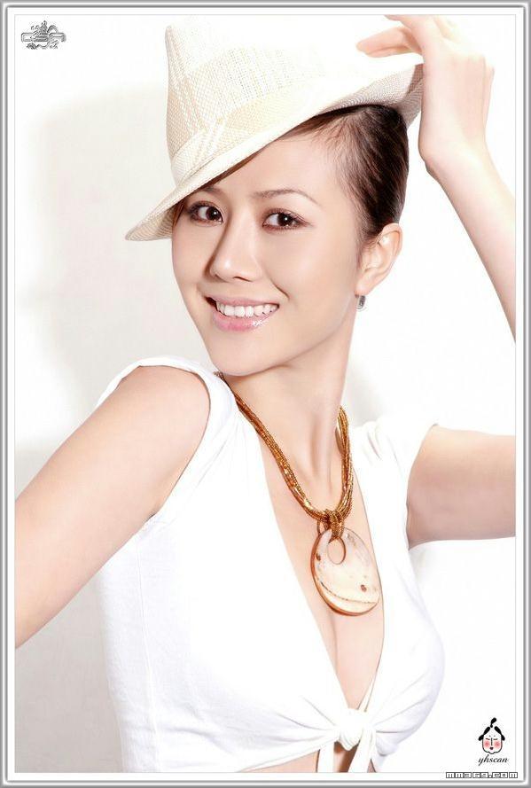 TVB当红女星邓丽欣写真