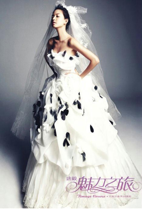 唐毅时尚新娘主题写真