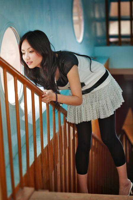 09超女刘惜君靓丽写真