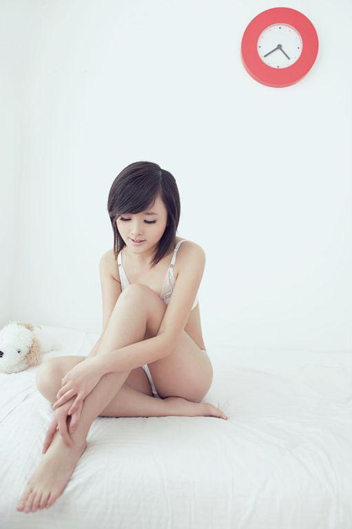 王蔷梦幻女神般写真