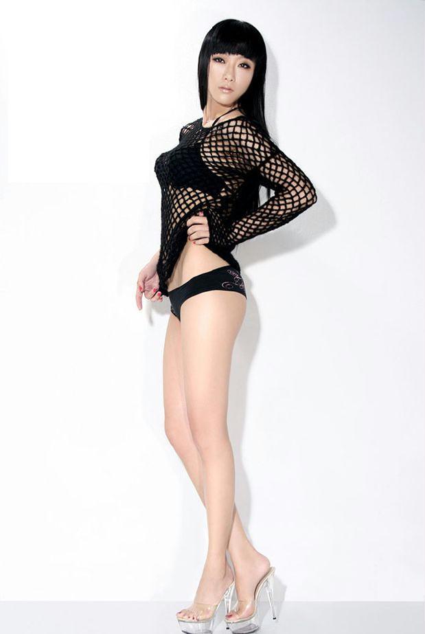 美空超级美女模特 修竹最新写真照片