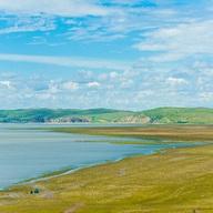呼伦湖(HulunLake)