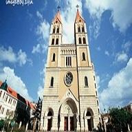 青岛天主教堂