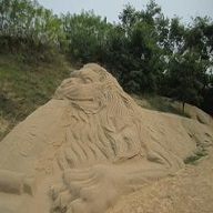金沙湾沙雕大世界