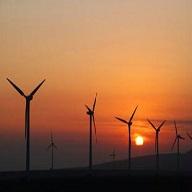 达坂城风力发电厂