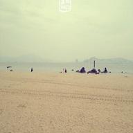 厦大白城沙滩