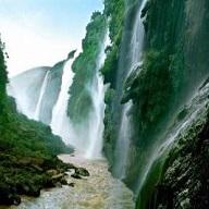 马岭河大峡谷
