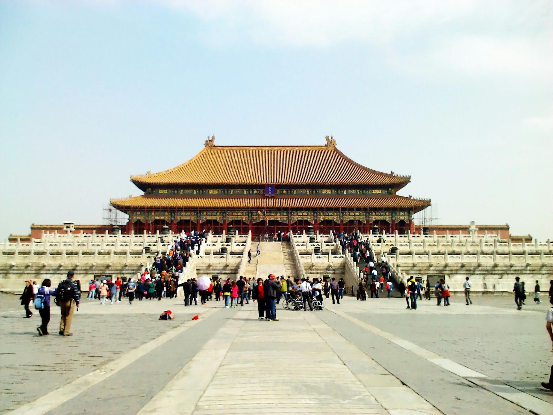 北京旅游_故宫