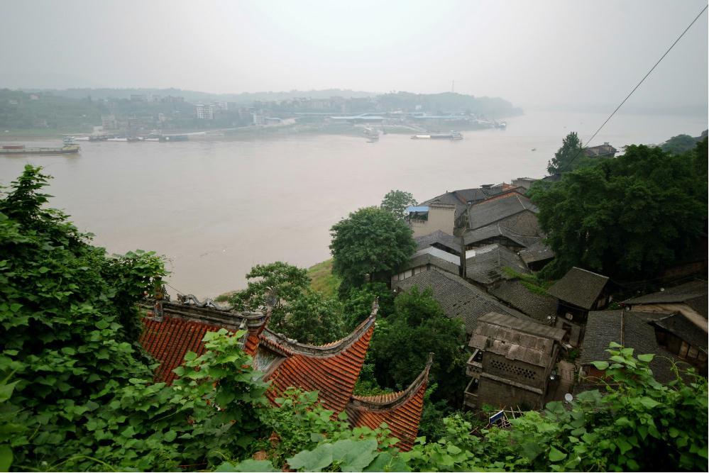 一日游重庆这座城市的印象