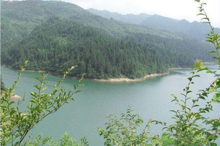 武隆仙女湖