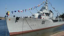 大连海军舰艇展览中心
