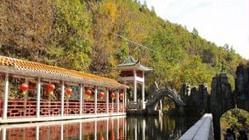 丹东水丰湖景区---庙沟景区---自驾游---二日游