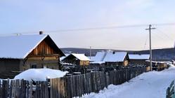 一路向北第二站漠河北极村