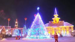 北极圣诞村