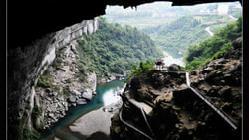 恩施,没有完成的旅程——大峡谷、土司城、腾龙洞