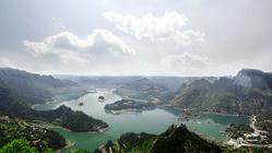 小南海地震遗址