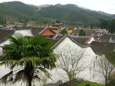 福州雪峰山