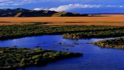 贡赛尔喀木道湿地景区