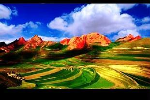 龙胜龙脊山
