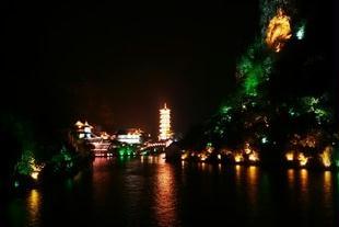 木龙湖景区