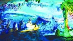 世纪冰川灵佛洞