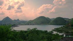 金翠湖景区