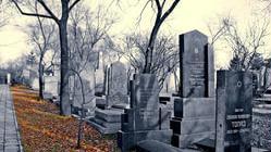 哈尔滨犹太人墓地